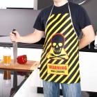 Apron - Warning Man Cooking (EN)