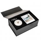 Zegar z ramkami na zdjęcia Impressions Clock