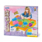 Kinetic Sand - Animals set with tray