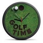 Zegar Golfisty - cichy mechanizm