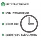 Zegar Kawosza - cichy mechanizm