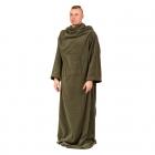 Blanket dressing gown - Olive