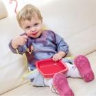 Baby Sheriff - Śliniak z rękawami