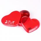 2 Heart-shaped warmers