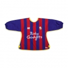 Baby Sportsman - Bib with sleeves