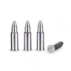 Metal Ice Bullets - Silver