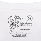 Baby Instructions - Body z instrukcją dla Taty (CZ)