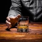 Etui na whisky ze szklankami Froster Who cares