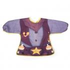 Baby Sheriff - Bib with sleeves
