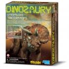 Wykopaliska - Triceratops
