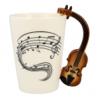 Music Mug - Violin