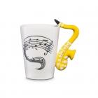 Kubek Muzyka - Saksofon