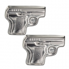 Metal Ice Cubes - Guns