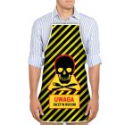 Apron - Warning Man Cooking (PL)