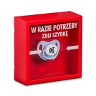 Baby Emergency Frame - Rozbij sklo (PL)