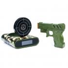 Gun alarm clock - Camo