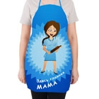 Apron - Mum's the boss here (RU)
