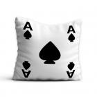 Card Pillowcase - Ace