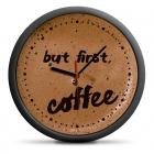 Coffee Clock - silent mechanism