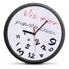 Whatever clock (LT)