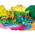 Origami: dinosaurs