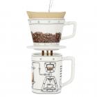 Coffeemageddon - Dripper a hrnek
