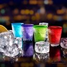 Samochladiace poháriky - Farebný