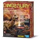 Wykopaliska - Velociraptor