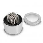 Magneto Cube - Stříbrný