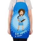 Apron - Mum's the boss here (HU)