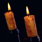 Sada svíček na víno