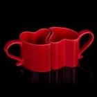 Zamilované hrnečky - Červený