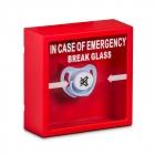 Baby Emergency Frame - Rozbij sklo (EN)