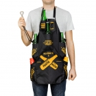 Man cooking apron (CZ)