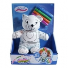 Color it all around - Bear