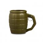 Grenade Mug 450 ml - Green