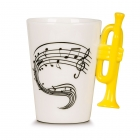 Hudobný hrnček - Trumpet