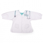 Baby Doctor - Bib with sleeves