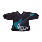 Baby Rockstar - Bib with sleeves