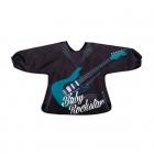 Baby Rockstar - Bib with sleeves