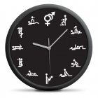 Sex Clock - silent mechanism