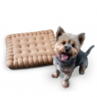 Giant Biscuit Pet Bed