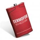Gigantyczna Piersiówka - Termofor dla mężczyzny