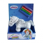 Color it all around - Horse