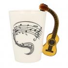 Music Mug - Classic guitar
