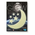 Moon and stars - Small stars - 5 pcs