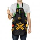 Man cooking apron (PL)