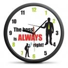 Clock for boss (EN)