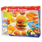 Masa plastyczna - Burger express