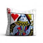 Card Pillowcase - Queen Classic